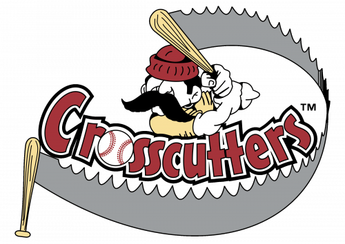 Williamsport Crosscutters Logo 1999