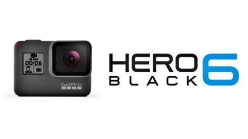 gopro hero 6 logo
