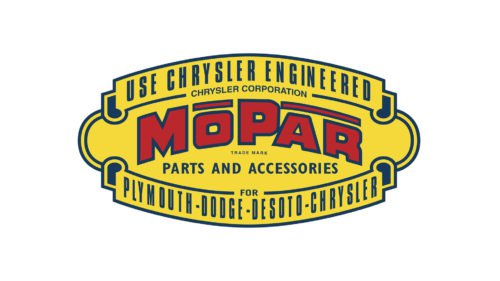 old mopar logo