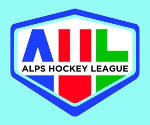 Alps Hockey League logo