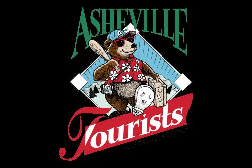 Asheville Tourists Logo 1980