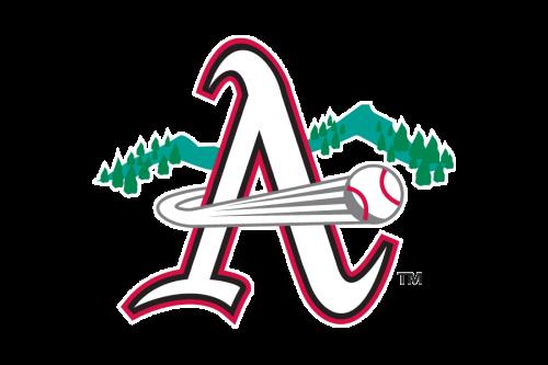 Asheville Tourists Logo 2005