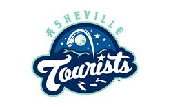 Asheville Tourists Logo