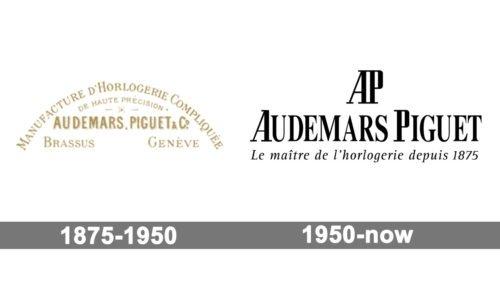 Audemars Piguet Logo history