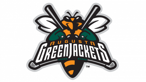 Augusta GreenJackets Logo 2006