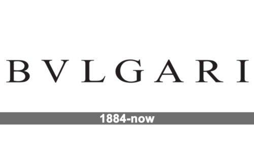 Bvlgari Logo history
