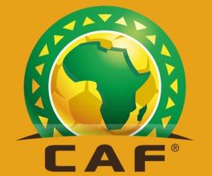 Confédération Africaine de Football (CAF) logo