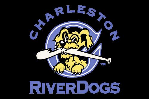 Charleston RiverDogs Logo 1996