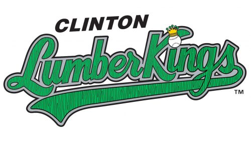 Clinton LumberKings logo