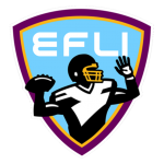 Elite Football League of India logo