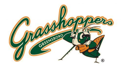 Greensboro Grasshoppers logo