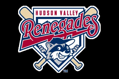 Hudson Valley Renegades Logo 1998
