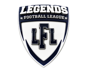Lingerie Football League (LFL) logo