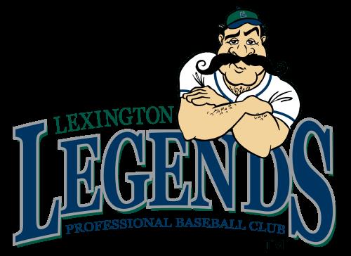 Lexington Legends Logo 2001