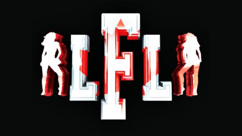 Lingerie Football League Canada logo
