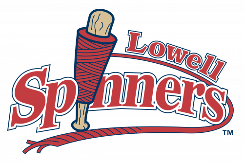 Lowell Spinners Logo 1996