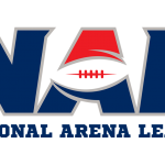 National Arena League (NAL) logo