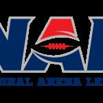 National Arena League (NAL) logo