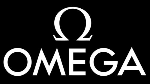 Omega logo watch