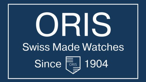 Oris Logo watch