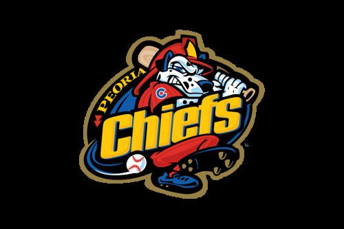 Peoria Chiefs Logo 2005