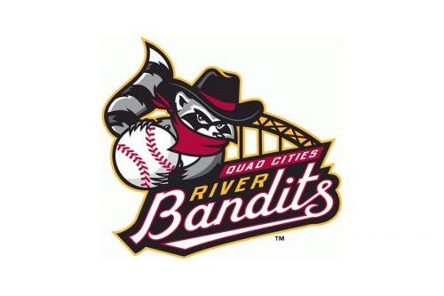 Quad Cities River Bandits Logo 2008