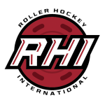 Roller Hockey International (RHI) logo
