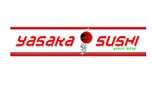 Sushi Yasaka logo