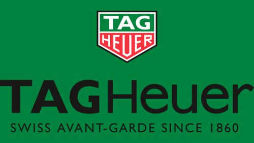 TAG Heuer watch logo