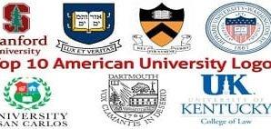 Top 10 American University Logos