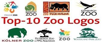 Top-10 Zoo Logos