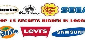 Top 15 Secrets Hidden in Logos
