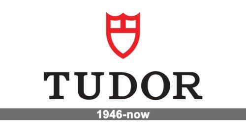Tudor Logo history