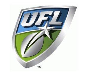 United Football League (UFL) logo