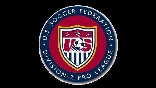USSF Div 2 Pro League logo