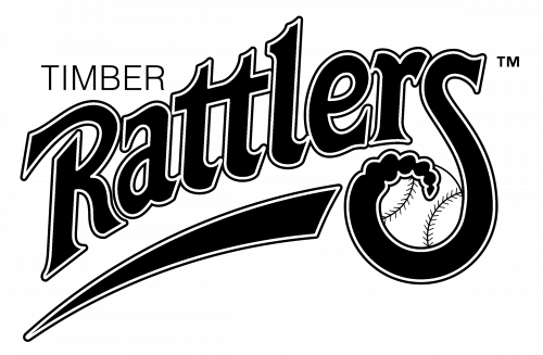 Wisconsin Timber Rattlers Logo 1995