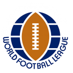 World Football League (WFL) logo