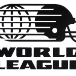 World League of American Football (WLAF) logo