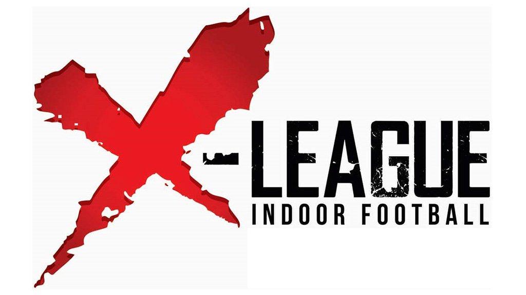 X-League Indoor Football (X-League) logo