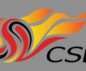 Chinese Super League (CSL) logo