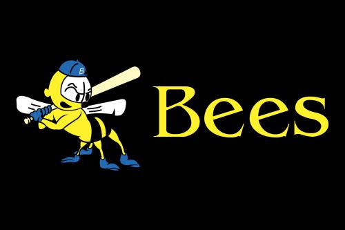Burlington Bees Logo 1993
