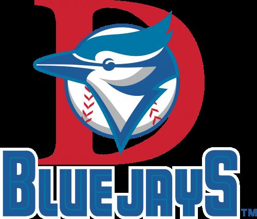 Dunedin Blue Jays Logo 1997