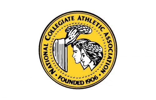 National Collegiate Athletic Association Logo 1957