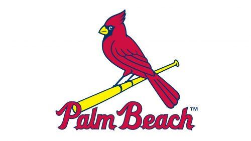 Palm Beach Cardinals logo