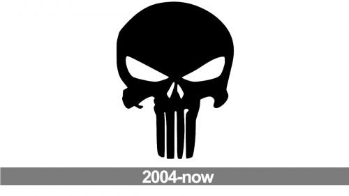 Punisher Logo history