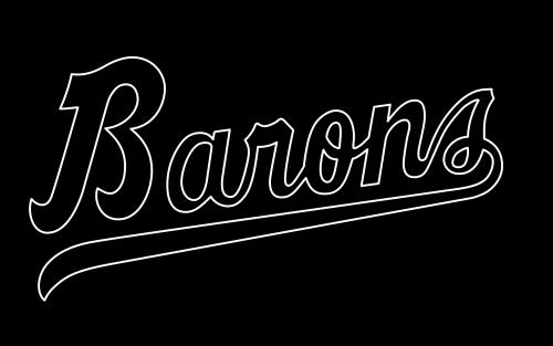 Birmingham Barons Logo 1993