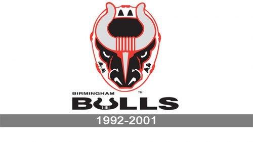 Birmingham Bulls Logo history