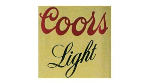 Coors Light Logo 1978