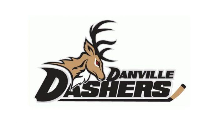 Danville Dashers Logo 2011