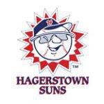 Hagerstown Suns Logo